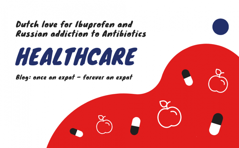 Healthcare: Dutch love for Ibuprofen and Russian addiction to Antibiotics